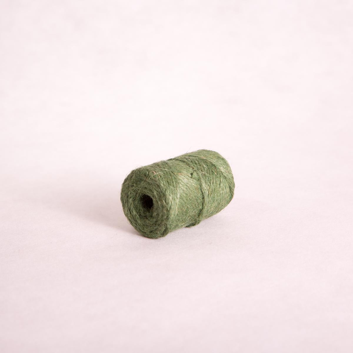 Natural Jute Garden Twine - Green - Garden Twine - Throw Some Seeds - Australian gardening gifts and eco products online!