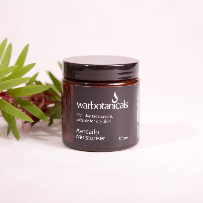 Avocado Moisturiser - 120gm - Moisturiser - Throw Some Seeds - Nature Inspired Gifts for the Home & Garden