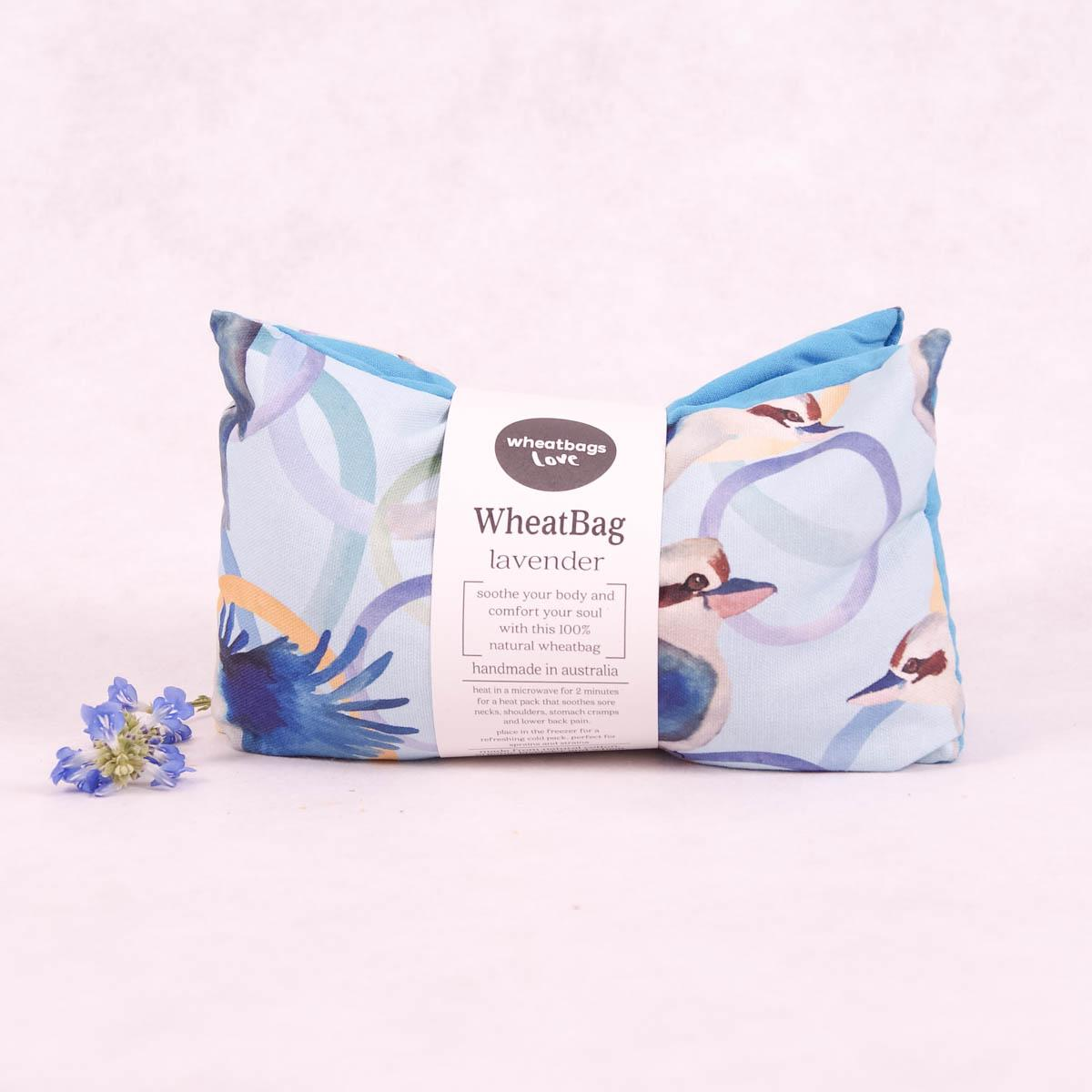 Wheatbags Love Heat Pack - Kookaburra - Heat Pack - Throw Some Seeds - Australian gardening gifts and eco products online!