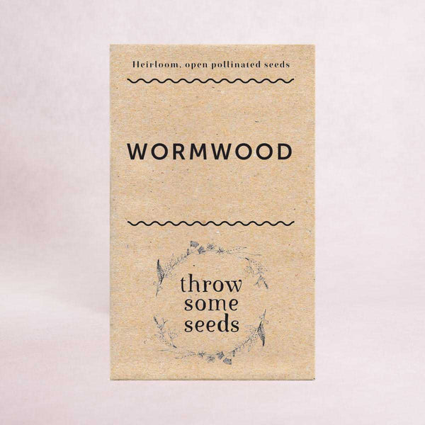 Wormwood Seeds - Seeds - Throw Some Seeds - Australian gardening gifts and eco products online!