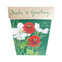 Sow 'n Sow Gift Card with Seeds - Seeds 'n Greetings