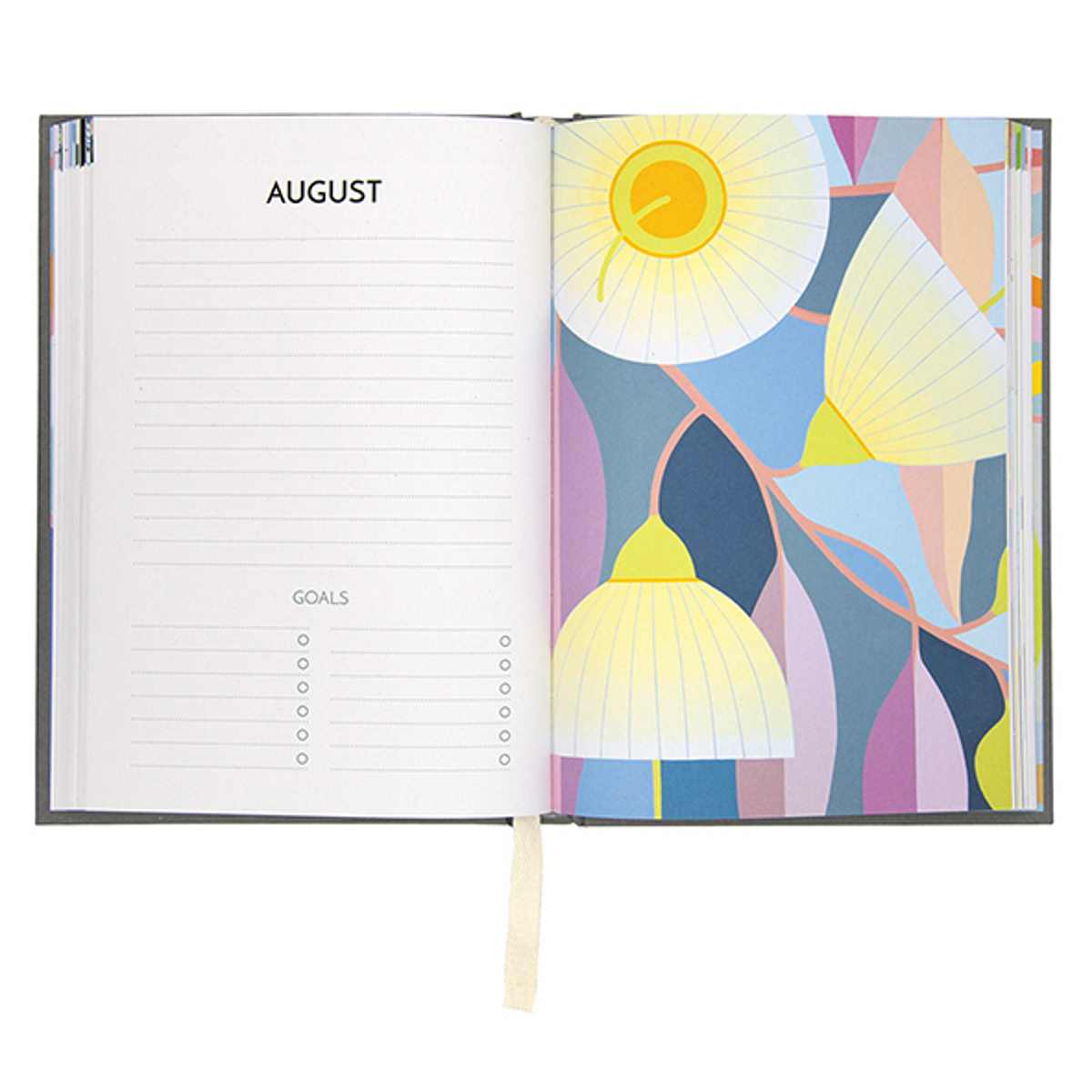 2020 Claire Ishino Diary - Earth Greetings - Diary - Throw Some Seeds - Australian gardening gifts and eco products online!