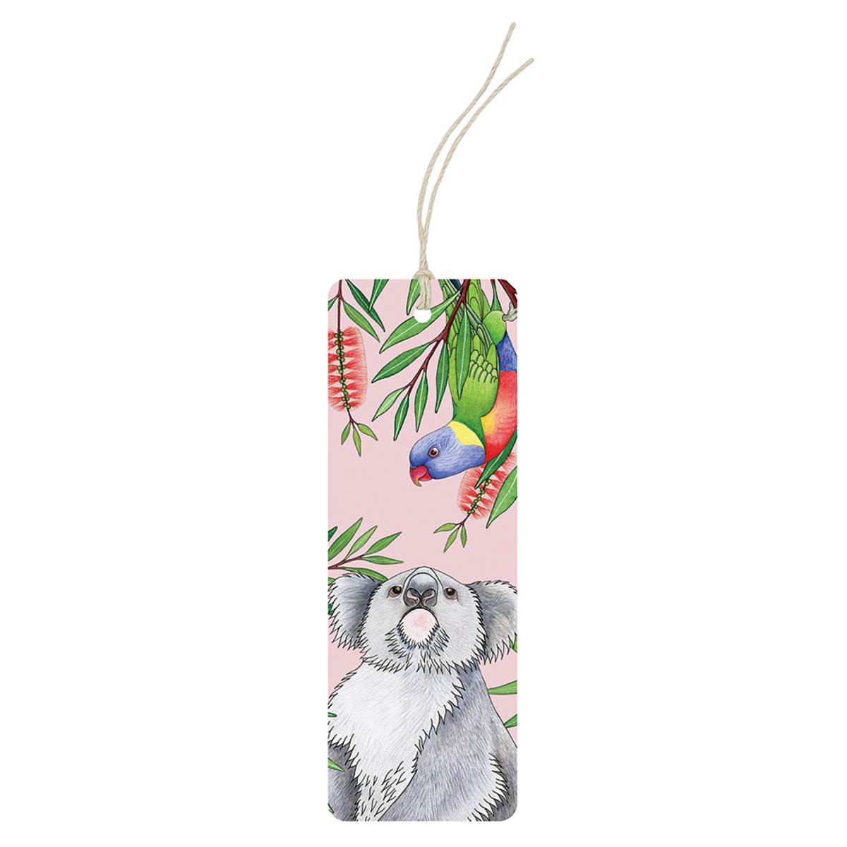 Negin Maddock Bookmark – Outback Antics - Bookmarks - Throw Some Seeds - Australian gardening gifts and eco products online!
