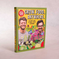 Grow Food Anywhere | By the Little Veggie Patch Co - Book - Throw Some Seeds - Australian gardening gifts and eco products online!