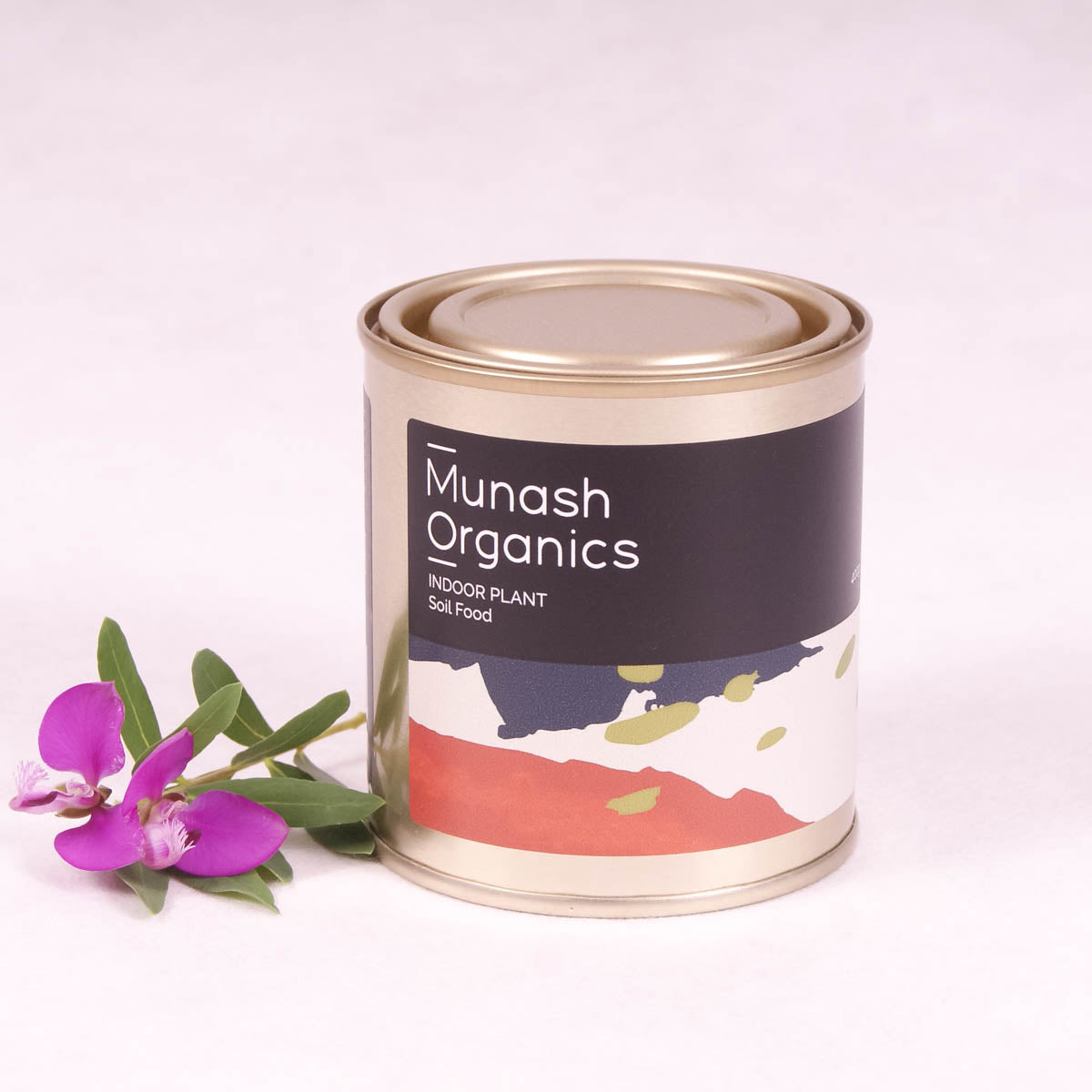 Indoor Plant Soil Food By Munash Organics - Plant Food - Throw Some Seeds - Australian gardening gifts and eco products online!