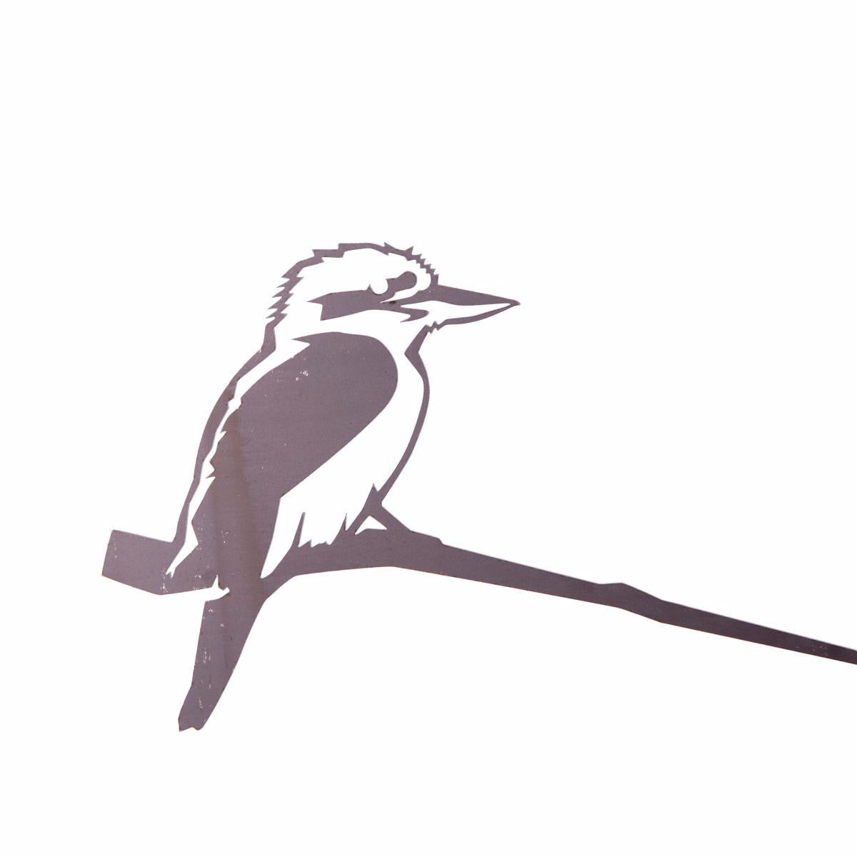 Metalbird - Kookaburra - Metalbird - Throw Some Seeds - Australian gardening gifts and eco products online!