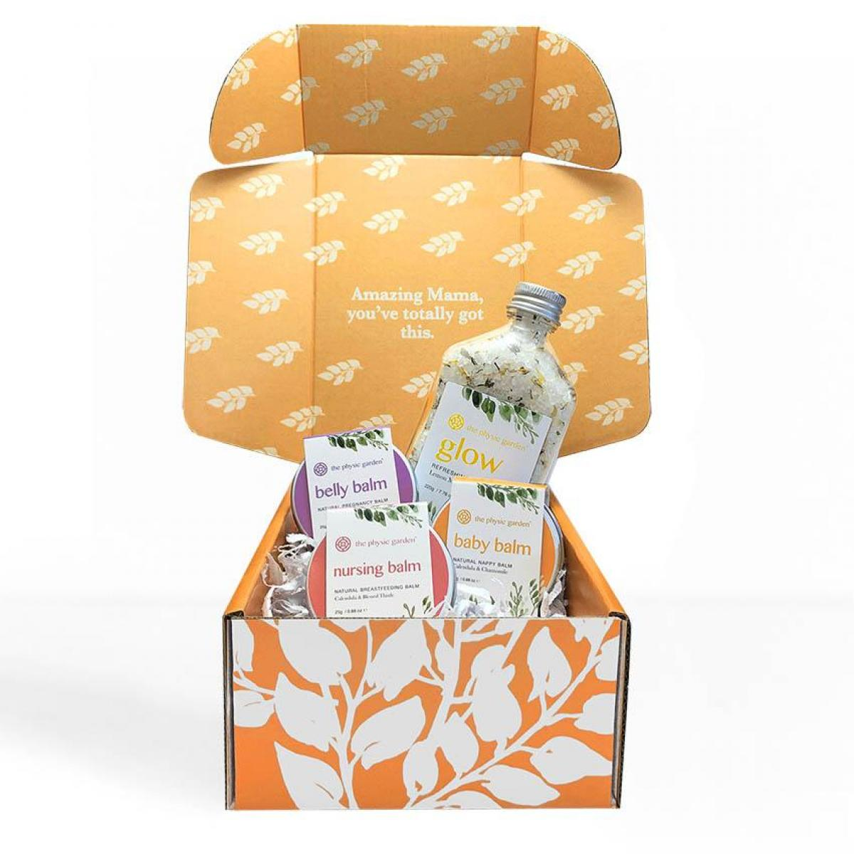 Mama & Bub Gift Set by The Physic Garden - Gift Pack - Throw Some Seeds - Australian gardening gifts and eco products online!
