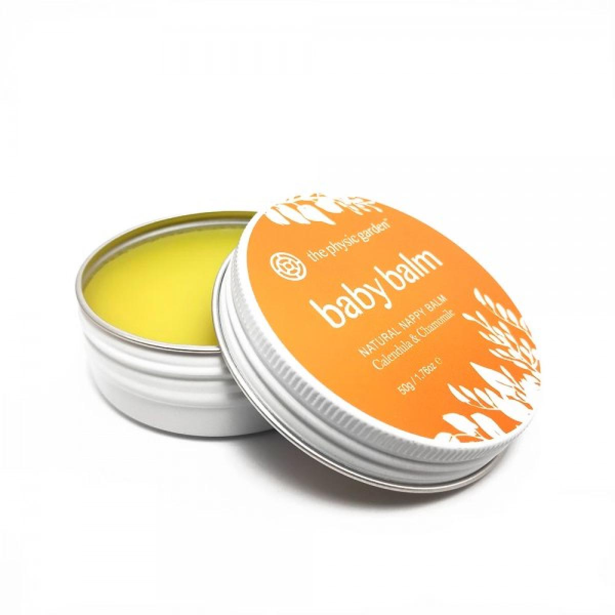 The Physic Garden Baby Balm - 50gm - Baby Balm - Throw Some Seeds - Australian gardening gifts and eco products online!