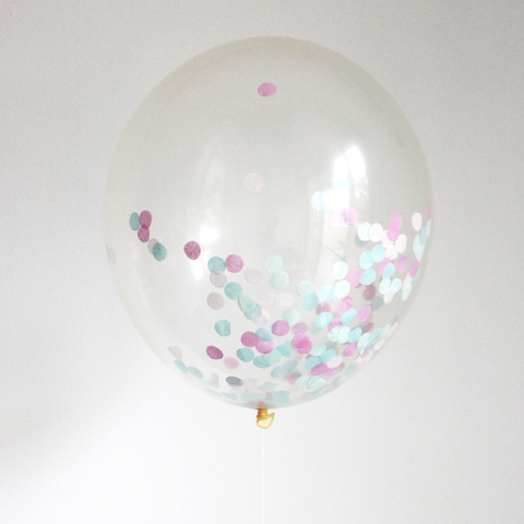 Confetti Filled Balloon - Candy Shoppe -