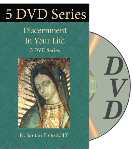 Discernment in Your Life 5 DVD's