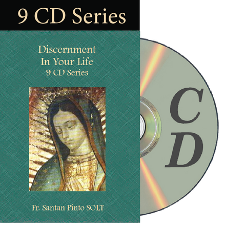 Discernment in Your Life 9 CD Series