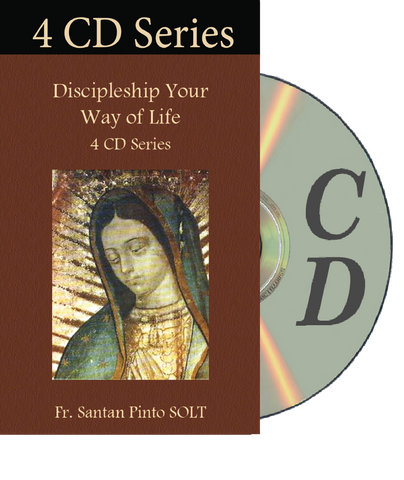Discipleship Your Way of Life 4 CD's