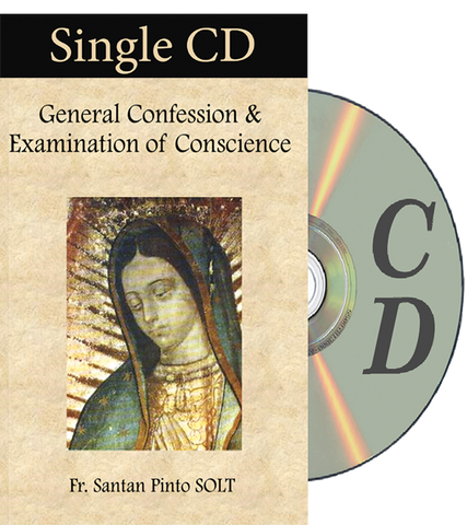 Confession & Examination Single CD