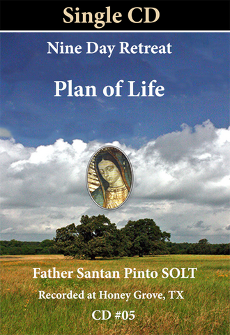 #05 Plan of Life Single CD