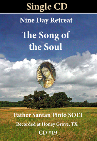 #19 The Song of the Soul Single CD