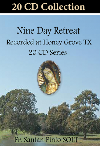 #00 Nine Day Retreat 20 CD's