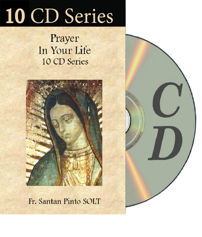 Prayer in Your Life 10 CD's