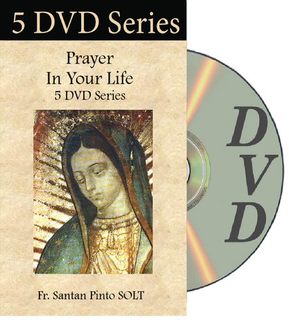 Prayer In Your Life 5 DVD's