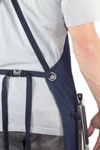 Hudson Durable Goods Home HDG805D - Professional Grade Denim Apron