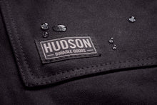 Hudson Durable Goods waxed canvas water resistant water proof apron