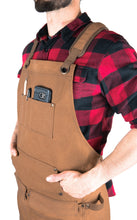 Hudson Durable Goods Home Improvement HDG901W - Heavy Duty 16 oz Waxed Canvas Work Apron - WOODWORKER EDITION