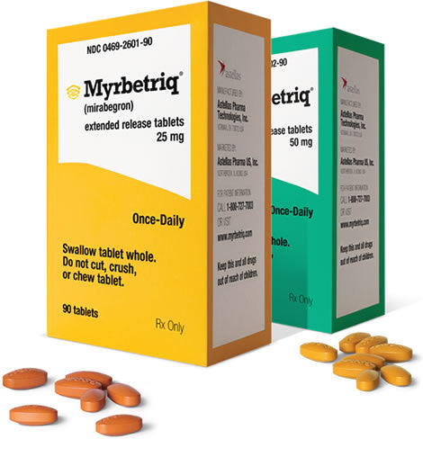 Myrbetriq - Patient Pharmacy