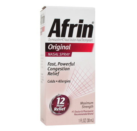 Afrin generic - Patient Pharmacy