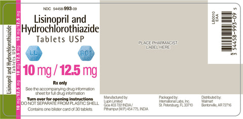 Lisinopril-HCTZ - Patient Pharmacy