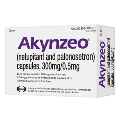Akynzeo - Patient Pharmacy