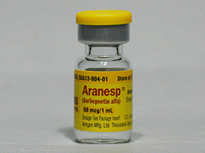 Aranesp Vial - Patient Pharmacy