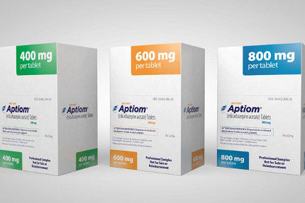 Aptiom - Patient Pharmacy