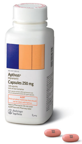 Aptivus 250 mg - Patient Pharmacy