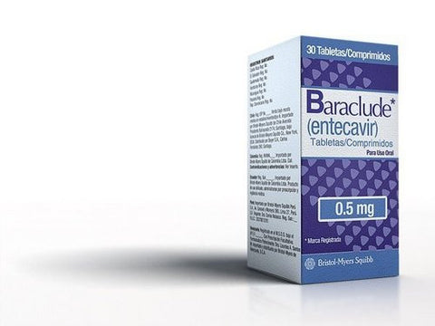 Baraclude Solution - Patient Pharmacy