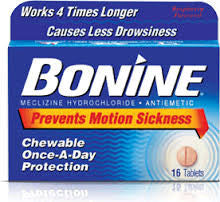 Bonine tablet generic - Patient Pharmacy