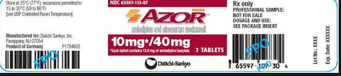 Azor - Patient Pharmacy