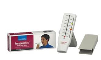 Respironics Personal Best® Full Range Peak Flow Meter
