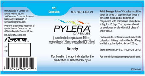 PYLERA® - Patient Pharmacy