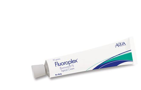 FLUOROPLEX® (fluorouracil) 1% Topical Cream - Patient Pharmacy