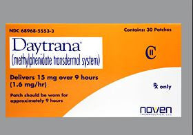 Daytrana - Patient Pharmacy
