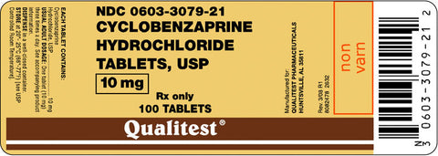 Cyclobenzaprine - Patient Pharmacy