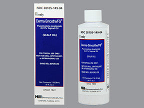 DERMA-SMOOTHE/FS - Patient Pharmacy