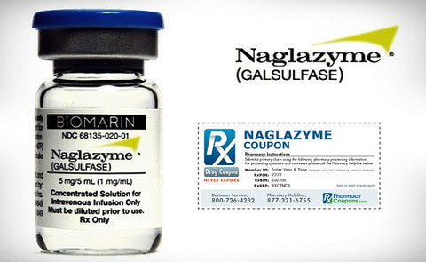 Naglazyme 1 mg/ml