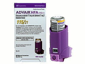 Advair HFA - Patient Pharmacy