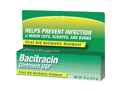 Bacitracin - Patient Pharmacy