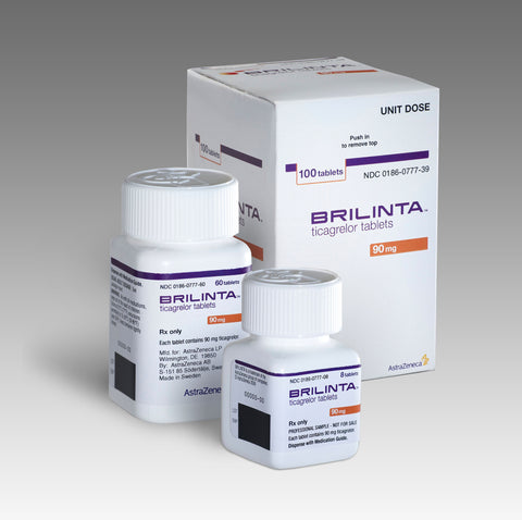 Brilinta - Patient Pharmacy