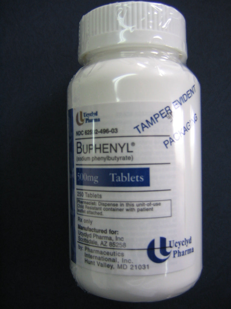 BUPHENYL (Phenylbutyrate sodium) - Patient Pharmacy