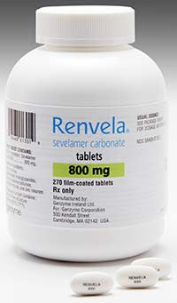 Renvela - Patient Pharmacy