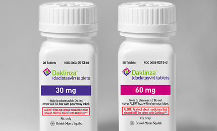 Daklinza tablet - Patient Pharmacy