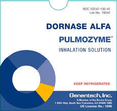 Dornase Alfa (Pulmozyme) - Patient Pharmacy