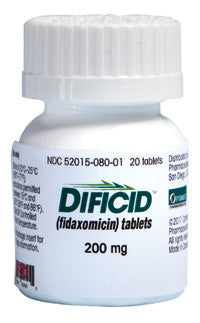 Dificid - Patient Pharmacy